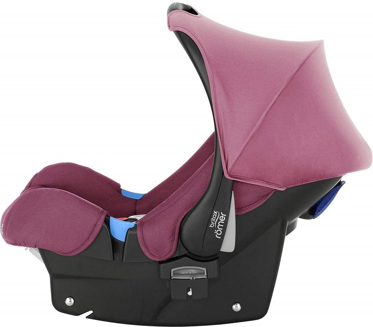 Las sillas de coche Britax Römer se llevan fabricando desde 1966