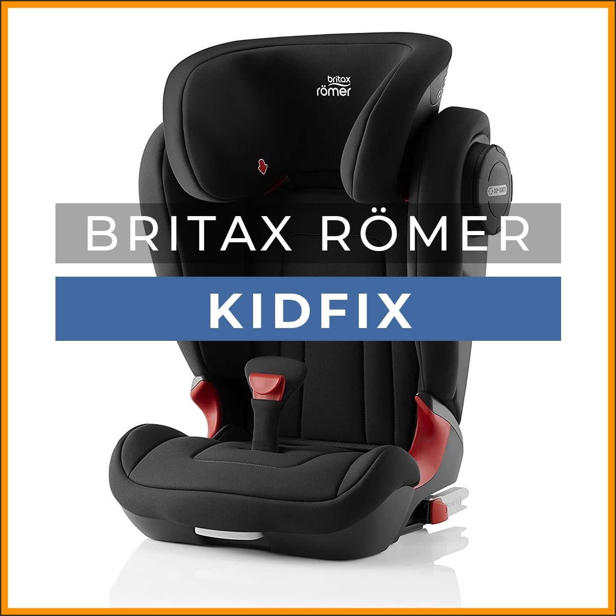 britax romer kidfix