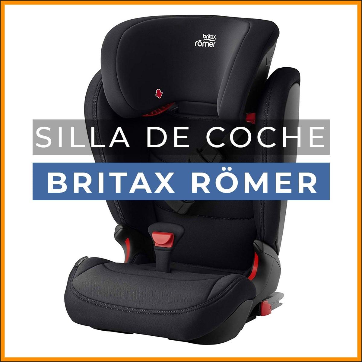 silla de coche britax romer