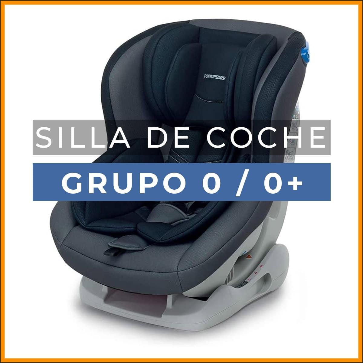 silla de coche grupo 0