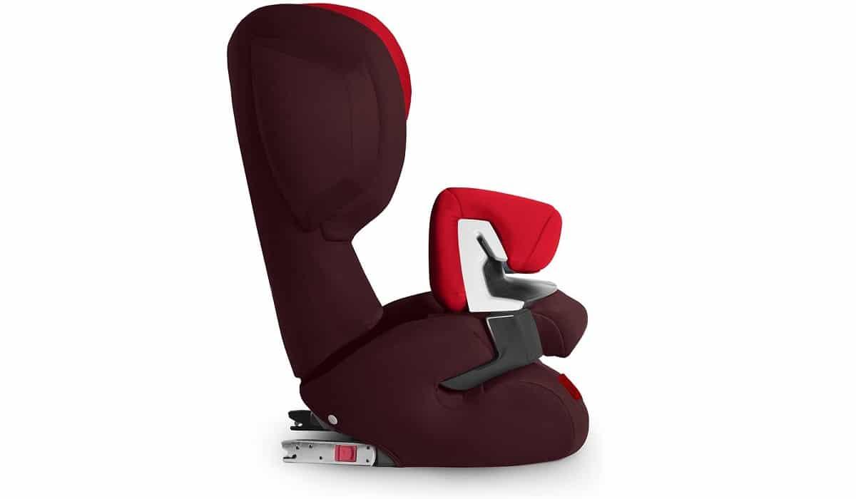 Sistemas de seguridad de las sillas de coche